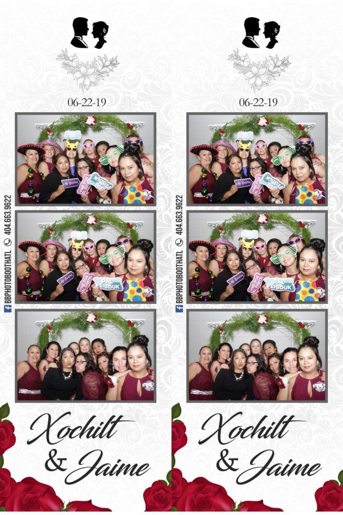 boda Xochitt-Jaime photobooth