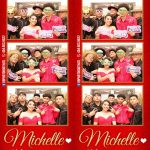 15 años michelle photobooth